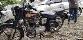 bullet vintage 1977 model Re registration exchange possibile