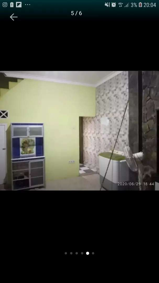 Disewakan Rumah di Villa Gardena 1 0