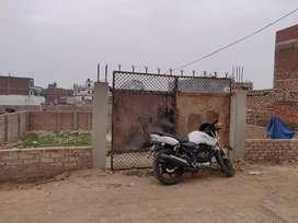 Free hold plot in Ashok nagar near baba chauraha