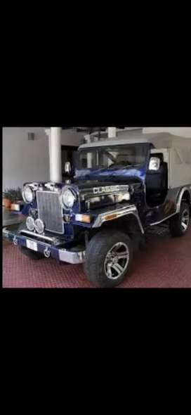 CLASSIC  WILLY JEEP MODIFIED