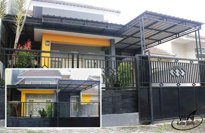 Villa 4 Kamar Pusat Kota Batu View Arjuna