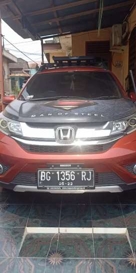 Over kredit Honda BRV 2017 orange