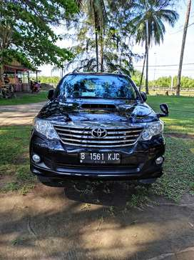 Toyota fortuner vnt turbo original