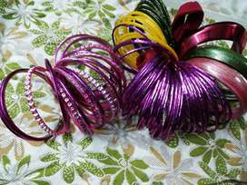 Bangles many various types