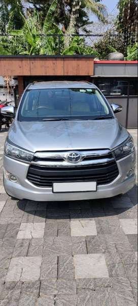 INNOVA CRYSTA 2.8 GX AUTOMATIC 2016 MODEL 69,000 KMS DONE SECOND OWNER