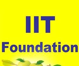 iit foundation coaching for class 6 to 8