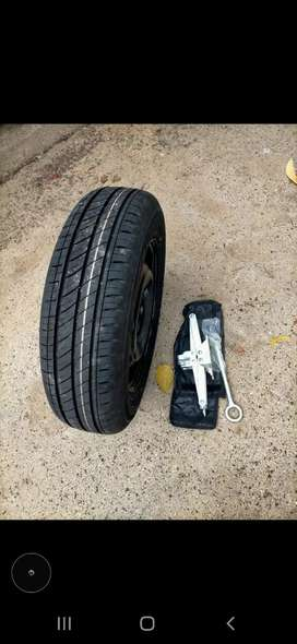 Renault kwid tyre and drum for sale
