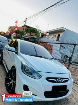 Garansi1Th Grand Avega Putih Matic LowKM,FullBodyKit,VR18,Bs TT Jazz