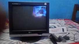 Monitor merk LG
