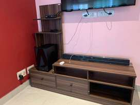 TV Stand and Entertainment unit in new condition for sale