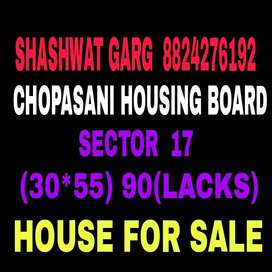 17e Chopasani housing board 30*50 House