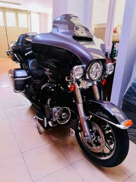 Harley davidson ultra limited good condition
