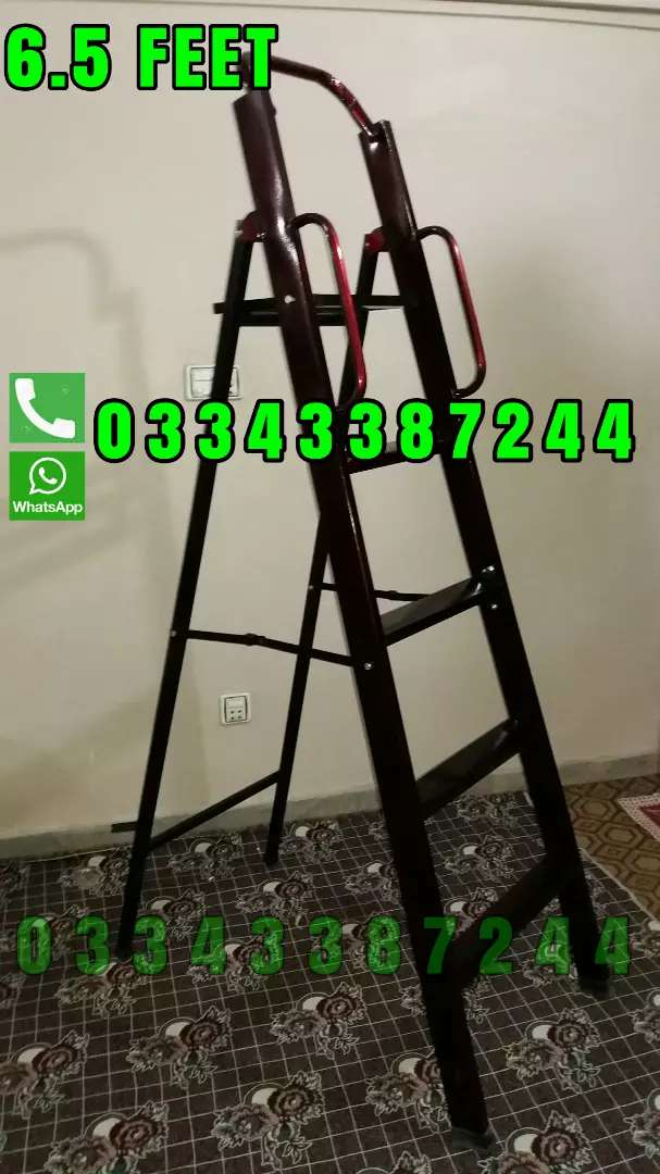 HOUSE LADDER  A TYPE  LOW WEIGHT