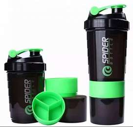 Protein Shaker Bottle for gym / sports (500ml)