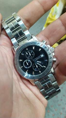 Imported Branded Techy meter  watch All Chronograph  G R A N D J O U R