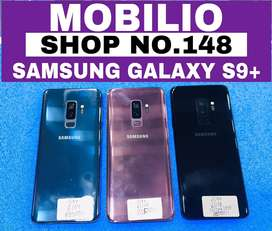 Samsung galaxy S9+ (All colours availabe) best price.