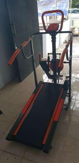 Treadmill manual 5/6 promo HARGA