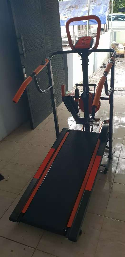 Treadmill manual 5/6 promo HARGA 0