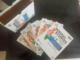 General studies Civil services preliminary examination books