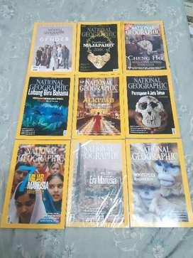 Majalah National Geographic (Harga Cantik) UPDATE TERBARU
