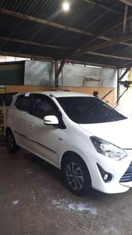Dijual Toyota Agya G  MT 2019