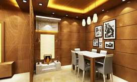 3bhk luxrious flat fullyfurnish for guest house and family