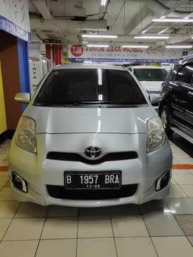 Toyota Yaris E AT 2012, Paket Kredit Termurah