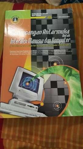 Buku Perancangan Antarmuka Interaksi Manusia dan Komputer