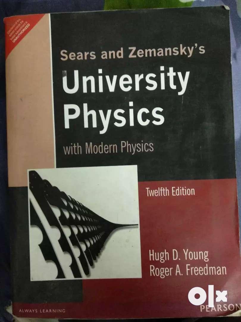 University Physics with Modern Physics 0