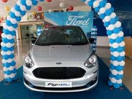 Ford Figo FIGO 1.2P AMBIENTE, 2019, Petrol