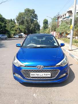 Hyundai Elite I20 Sportz 1.4, 2014, Diesel