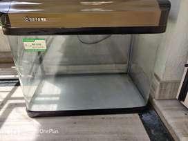 72 liter rear used equarium
