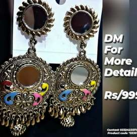 Jhumka for causual events