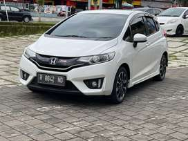 Honda Jazz Rs MT 2016 akhir asli R km 20rban top
