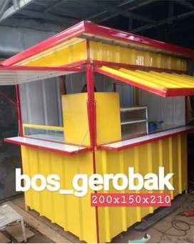 #bengkellas booth kontainer atau rehap toko/ruko/kantor/gudang