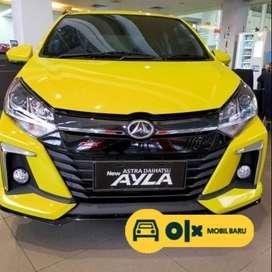 [Mobil Baru] Daihatsu Balikpapan New Ayla All Type Promo Diskon DP 68%