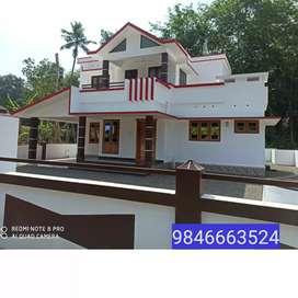 New home Kottayam, Pampadey