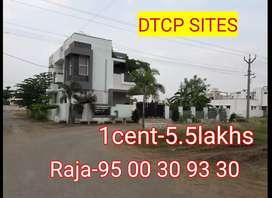 Dtcp plots sale in saravanampatti near keeranatham
