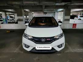 Honda jazz rs cvt (matic) 2014 plat banjarmasin