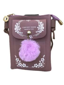 New Slim Crossbody Ladies Mobile Bag