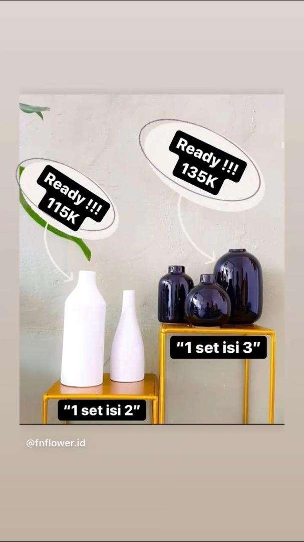 Vas Keramik, Kaca dan Pot Tawon, Pirus 0