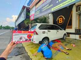 mobil LIMBUNG Terbukti Langsung STABIL setelah pasang BALANCE DAMPER!!