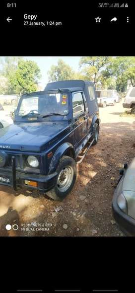 Maruti Suzuki Gypsy 1996 LPG Good Condition