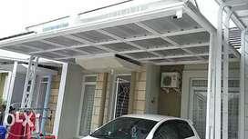 Kanopi atap spandex
