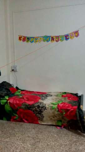 Required 2 female flatmates for 1bhk flat in kothrud