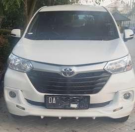 Toyota Avanza 1.3 type E sdh upgrade G