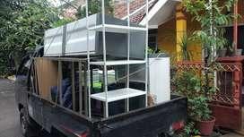 Sewa Rental Mobil Angkutan Barang Pickup Pick up Bak Box Blindvan