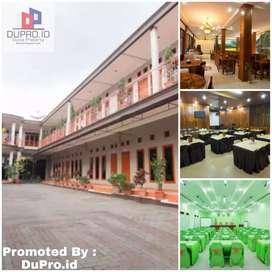 Bogor - Hotel Dijual 43 Kamar, 2 Meeting Room, Kec Cisarua Jawa Barat