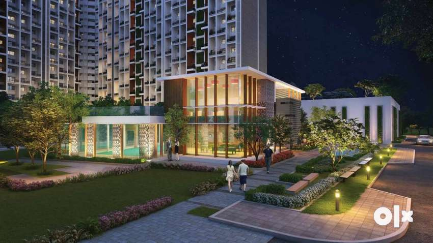 Godrej Elements, Hinjewadi - 2 BHK 800 Sq Ft Apartment for Sale 0