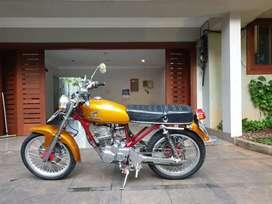Honda CB tahun 76